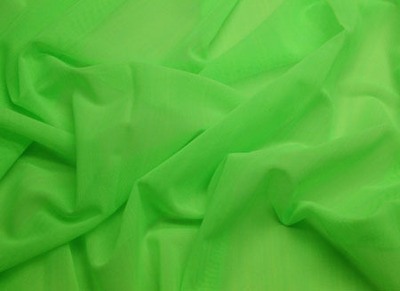 STRETCH NET FLUORESCENT GREEN