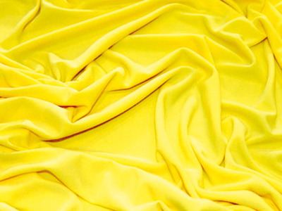 LUXURY CREPE SASSY YELLOW