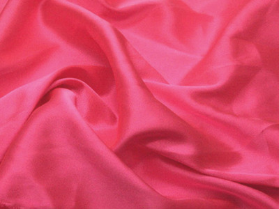 [당일발송]STRETCH SATIN CERISE
