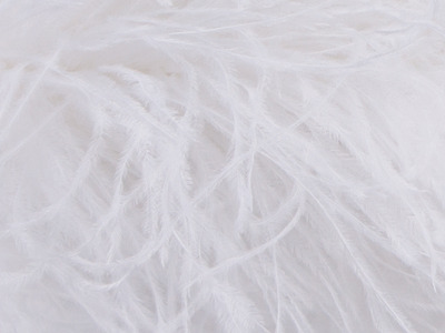 [당일발송]PURE OSTRICH LUXURY 6 PLY BOA WHITE